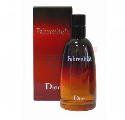 Christian Dior Fahrenheit 100ml Fresh Perfume For Men